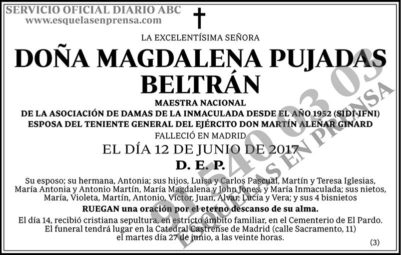 Magdalena Pujadas Beltrán